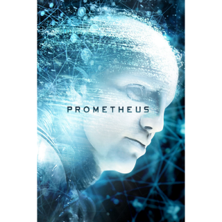 Prometheus HD Movies Anywhere