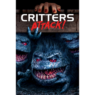 Critters Attack! HD Movies Anywhere