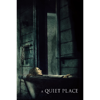 A Quiet Place HD UV iTunes
