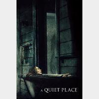 A Quiet Place HD UV iTunes