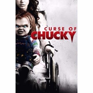 Curse of Chucky HD UV
