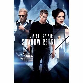 Jack Ryan: Shadow Recruit HD UV