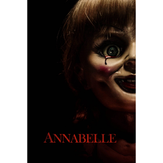 Annabelle HD Movies Anywhere