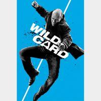 Wild Card HD movieredeem.com