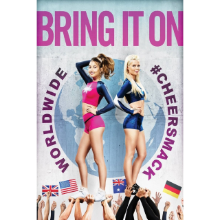Bring It On: Worldwide #Cheersmack HD Movies Anywhere
