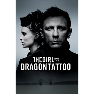 The Girl with the Dragon Tattoo HD Movies Anywhere
