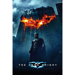 The Dark Knight Trilogy (3 Movies) HD Movies Anywhere