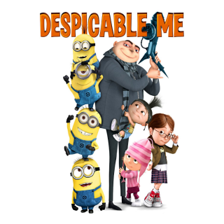 Despicable Me 4K Movies Anywhere