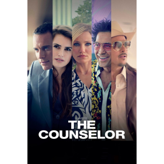 The Counselor HD Movies Anywhere