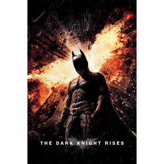 The Dark Knight Rises HD UV