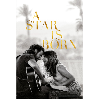 A Star Is Born 4K Movies Anywhere