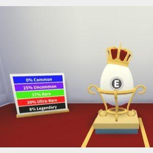 Bundle   Adopt me Royal Egg x4 🔥