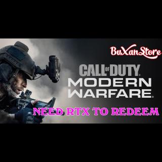 Call of Duty : Modern Warfare   NVIDIA CODE