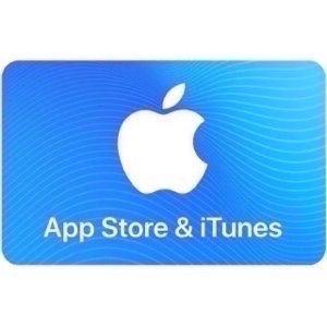 $50.00 iTunes US
