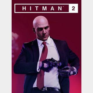 HITMAN 2 : Steam Key (Global)