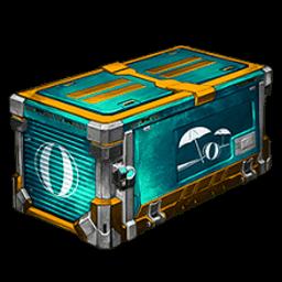 Beach Blast Crate | 24x