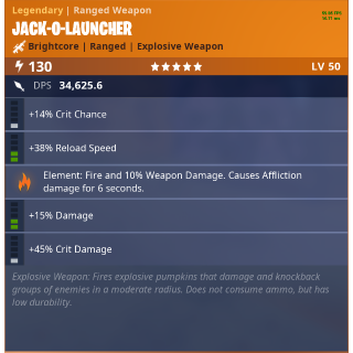 Bundle | 100x LEGACY JackOLaunch