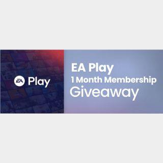 1 Month EA Play Membership (PlayStation NA) Digital Code