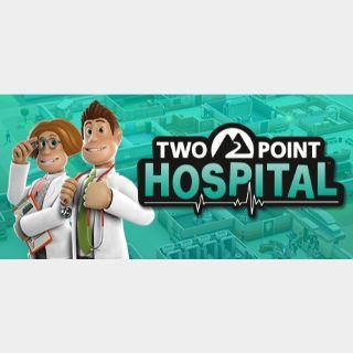 Two Point Hospital Global Key