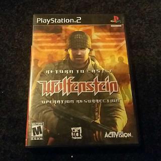 Return to Castle Wolfenstein: Operation Resurrection