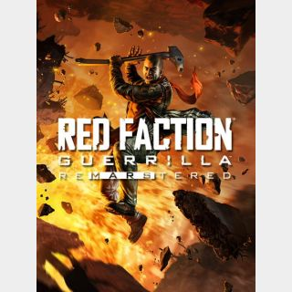 Red Faction: Guerrilla Re-Mars-tered STEAM KEY GLOBAL (IN OFFER -82%)
