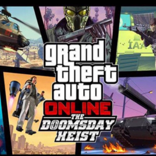 I will Complete GTAV Doomsday Act ll with you (Xbox 1)