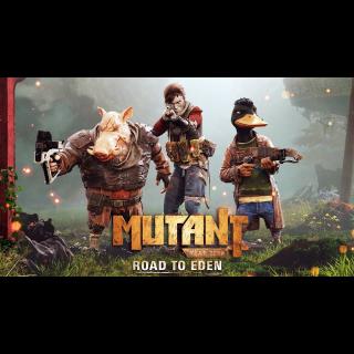 Mutant Year Zero: Road to Eden - Key