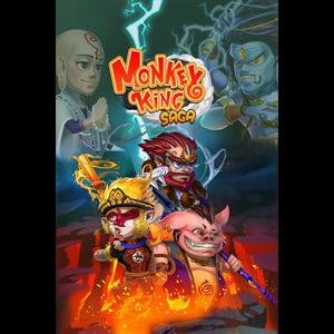 Monkey King Saga  - X1 Code