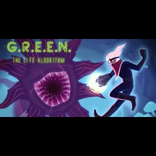 G.R.E.E.N. THE LIFE ALG0R1THM - Xbox1 Code