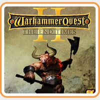Warhammer Quest 2: The End Times - Switch code