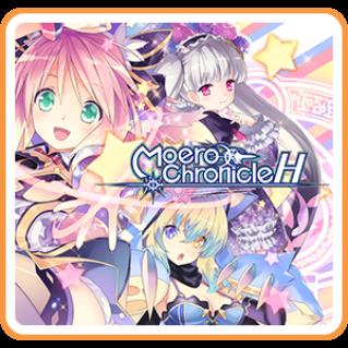 Moero Chronicle Hyper - Switch code