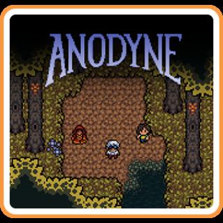 Anodyne - Switch code