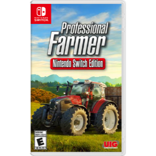 Professional Farmer: Nintendo Switch Edition - Switch code