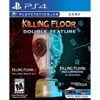 (EU) Killing Floor: Double Feature - PS4 code