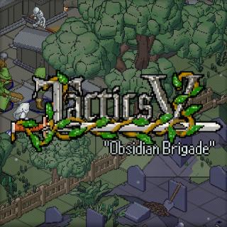 Tactics V: Obsidian Brigade - Switch code