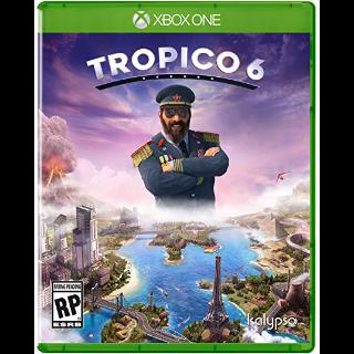 Tropico 6 - X1 Code