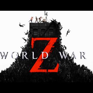 World War Z - X1 Code