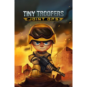 [Bargain Bin] Tiny Troopers Joint Ops - X1 Code