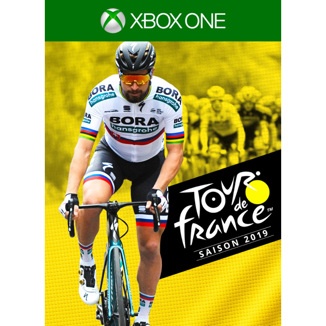 Tour de France 2019 + 2018 (2 Games) - X1 Code - XBox One