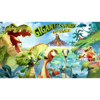 Gigantosaurus The Game (NA) Switch