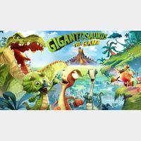 Gigantosaurus The Game (NA) Switch