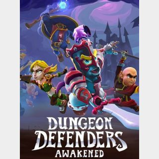 Dungeon Defenders Awakened Xbox One / Xbox Series X|S