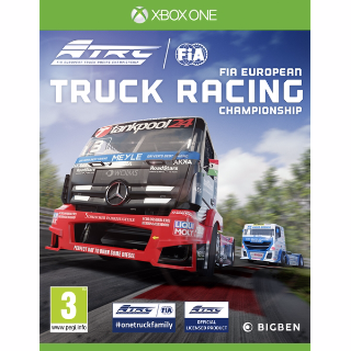 FIA European Truck Racing Championship - X1 Code