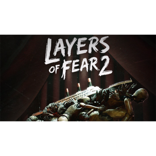 Layers of Fear 2  - X1 Code