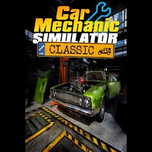 Car Mechanic Simulator Classic Xbox One