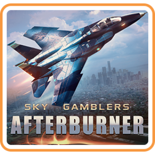 Sky Gamblers - Afterburner - Switch code