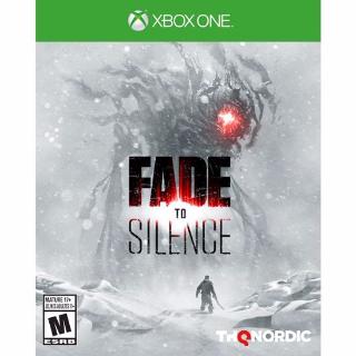 Fade to Silence - X1 Code