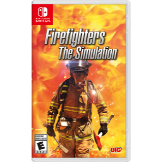 (EU) Firefighters - The Simulation - Switch code