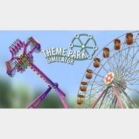 Theme Park Simulator (NA) Switch