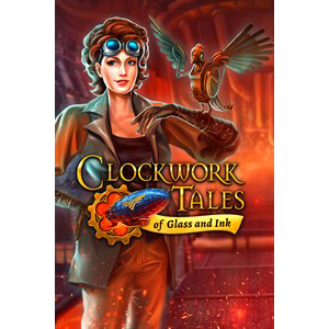 [Bargain Bin] Clockwork Tales: Of Glass and Ink  - X1 Code